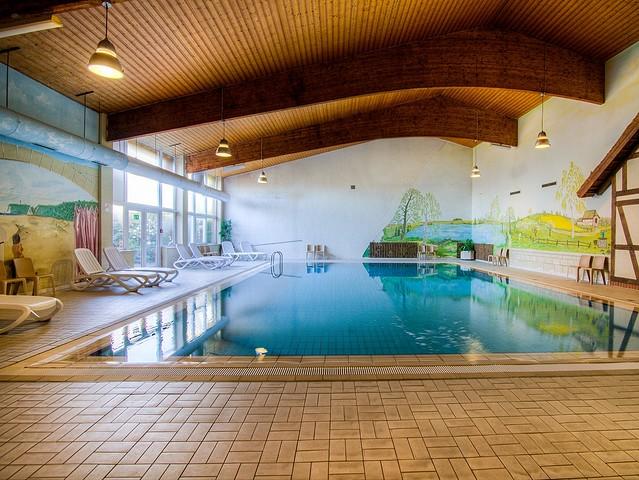 Freizeitanlage - Schwimmbad