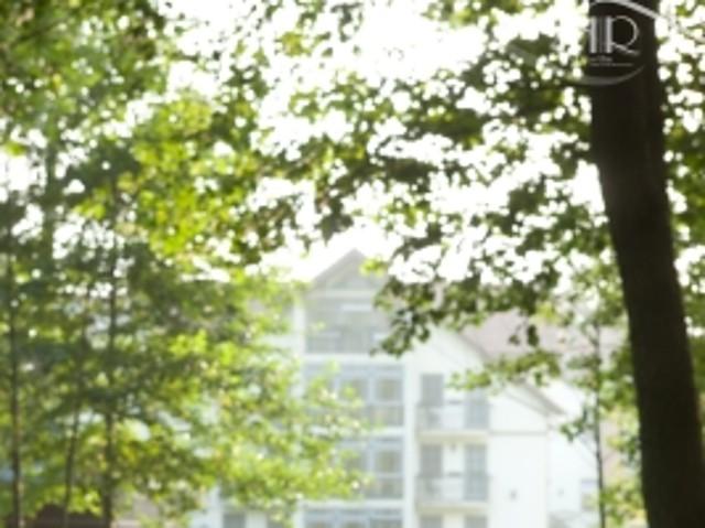 Rhin mit Blick auf Hotel
