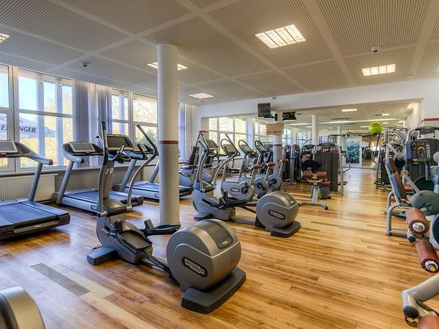 Freizeitanlage - Fitness Studio