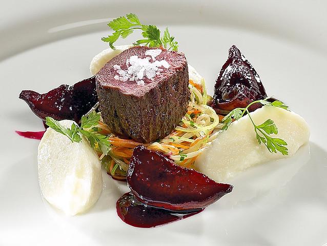 Kulinarik im Lakeside Burghotel zu Strausberg