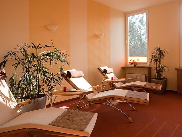 Wellnessbereich im Lakeside Burghotel zu Strausberg