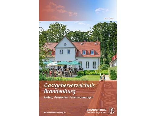 Gastgeberverzeichnis Brandenburg