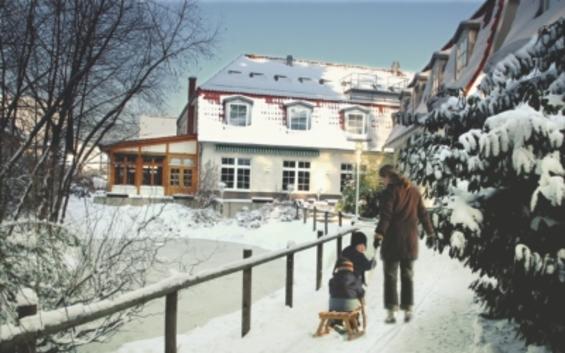"""""""Weihnachten im Hotel Zum Leineweber"""""""