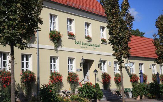 Chocolat Süsse Auszeit - Hotel Burg Eisenhardt