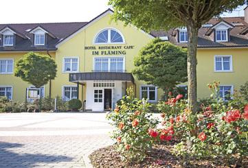 Wohlfühlmomente - Landhotel im Fläming