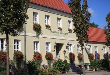 Winterträume in Bad Belzig - Hotel Burg Eisenhardt