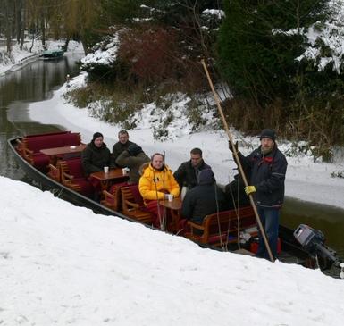 """Silvester im Spreewald - 6 Nächte"""