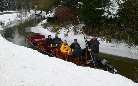 """""""Silvester im Spreewald 2018/2019"""" (6 Übernachtungen)"""
