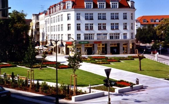 Hotel Kaiserhof Außenansicht