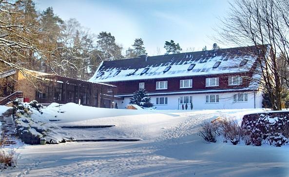 Seehotel Ichlim im Winter