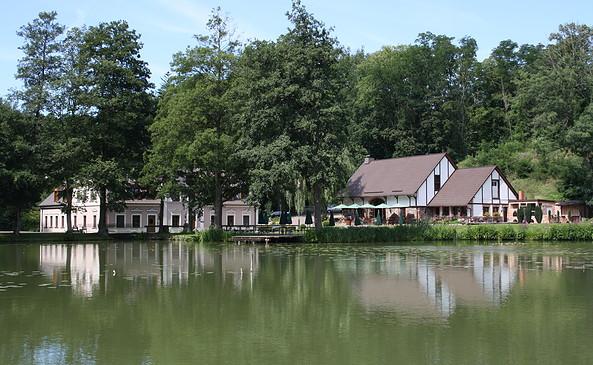 Aussenansicht Gut Klostermühle