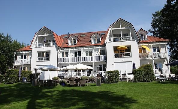 Hotelansicht ApartHotel Victoria am See