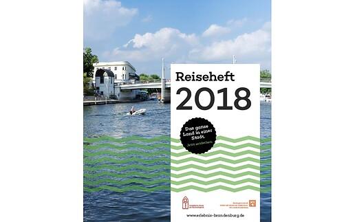 Reiseheft 2018 der Stadt Brandenburg an der Havel