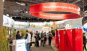 ITB Berlin, Messestand der Hauptstadtregion Berlin-Brandenburg