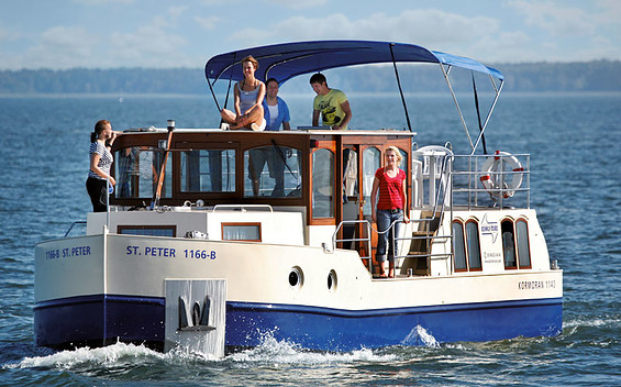 Kuhnle-Tours GmbH - Hausbootvermietung (Zehdenick)