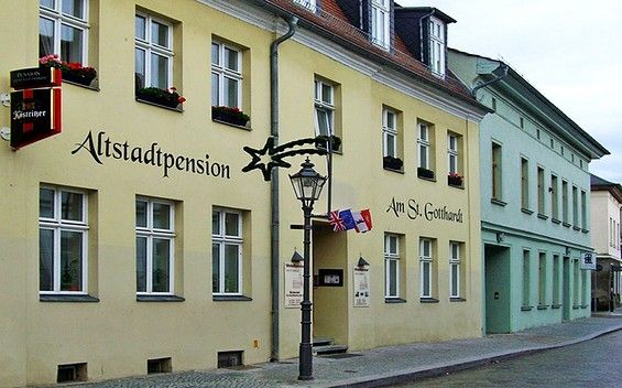 Altstadtpension Brandenburg