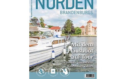Ruppiner Seenland: Quer durch den blauen Norden Brandenburgs