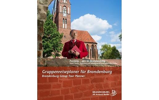 Gruppenreiseplaner für Brandenburg/ Brandenburg Group Tour Planner