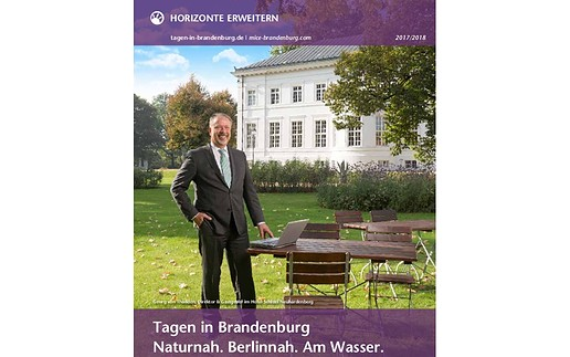 Tagen in Brandenburg/Conference Venues in Brandenburg