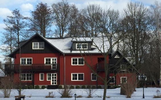 """""""Winterwunderland"""" (Apartment """"Spreewaldblick"""" oder """"Storchennest"""")"""