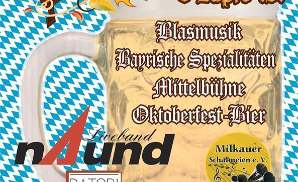Oktoberfest - O´zapft is!