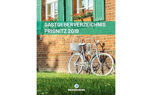 Gastgeberverzeichnis Prignitz 2019