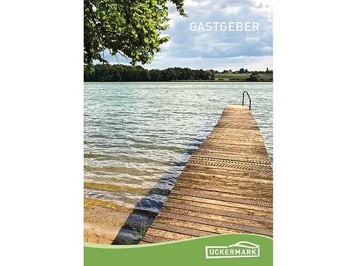 Gastgeber Uckermark 2019