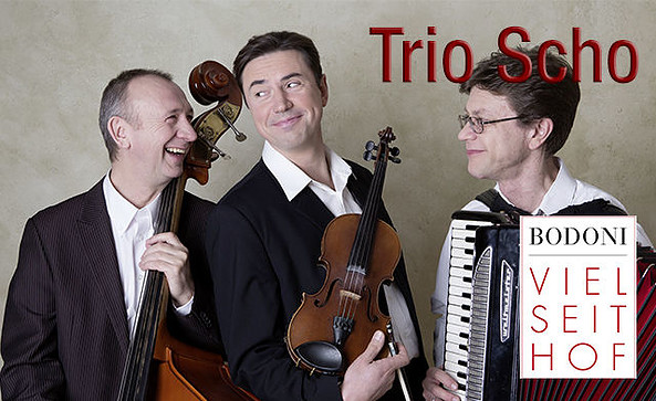 Trio Scho Flyer, Foto: Marc Johne