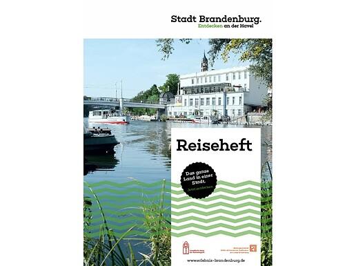 Reiseheft 2019 der Stadt Brandenburg an der Havel