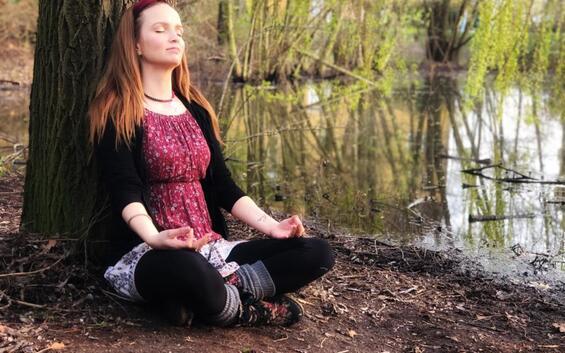 Yoga-Wander und Wellness Wochenende in Kloster Lehnin