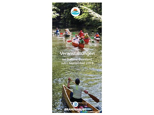 Veranstaltungen Juli bis September im Dahme-Seenland