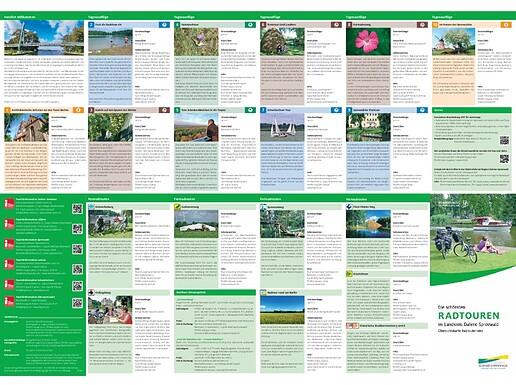 Die schönsten Radtouren im Landkreis Dahme-Spreewald