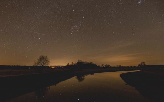 Natur und Sterne im Havelland erleben (im barrierefreien Ferienhaus Großtrappe)