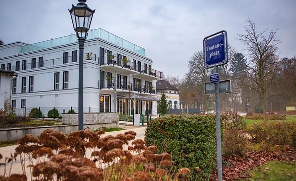 Winter am Fontane Hotel (c) TMB, Steffen Lehmann