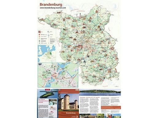 Kartta Brandenburg