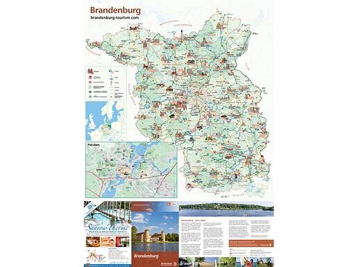 Kort Brandenburg