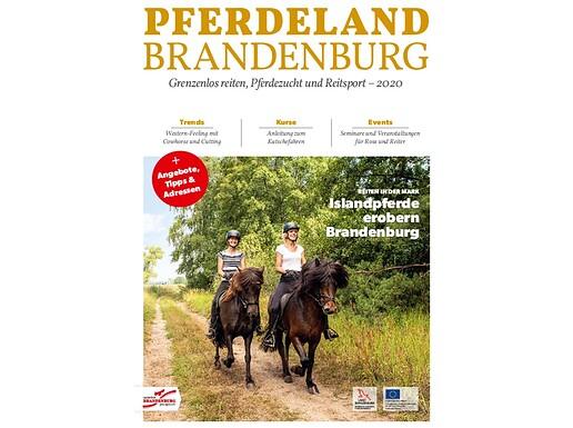 Pferdeland Brandenburg 2020