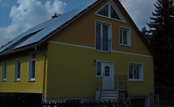 Ferienwohnung Ferienhaus am Wernsdorfer See