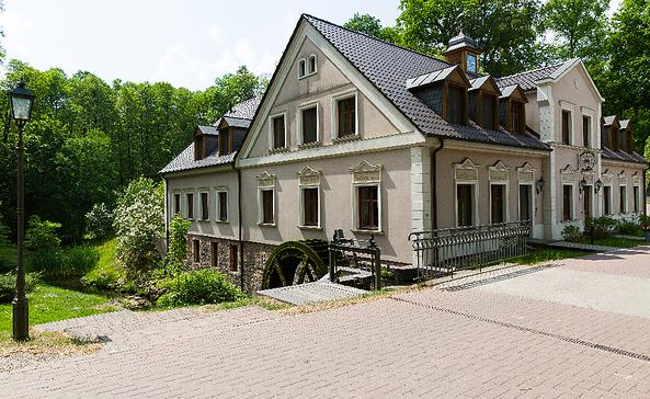 """Gut Klostermühle Außenansicht """"Klostermühle"""""""