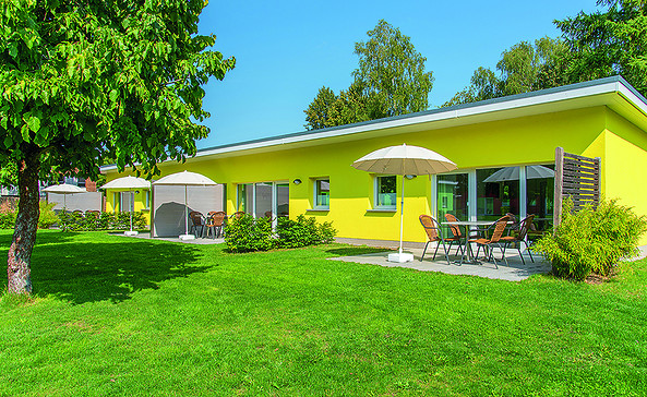 Bungis - Ferienhäuser am Grimnitzsee