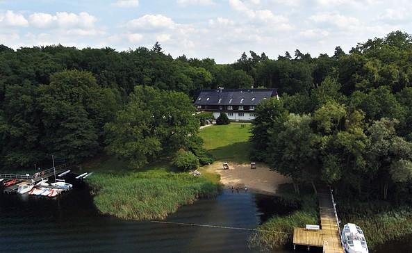 Seehotel Ichlim-Luftbild