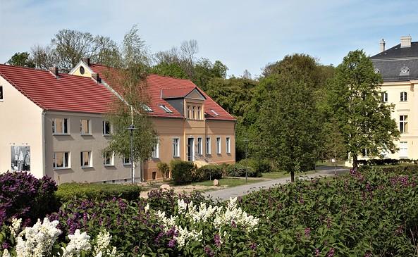 Gustav Seitz Gästehaus, Schloss Trebnitz
