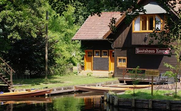 Bootshaus Kaupen