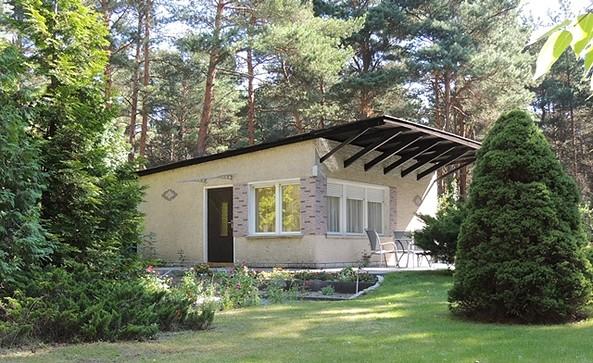 Ferienhaus Waldoase