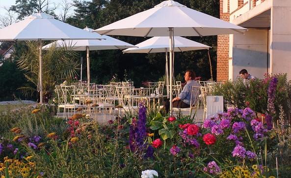 Café Monet Terrasse