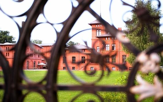 Hotel Landgut Stober