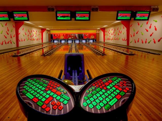 Freizeitanlage - Bowlingcenter
