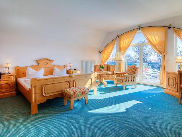 Doppelzimmer Schloss Komfort (Wohnbeispiel)