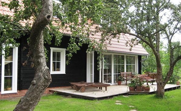 Außenansicht Landhaus