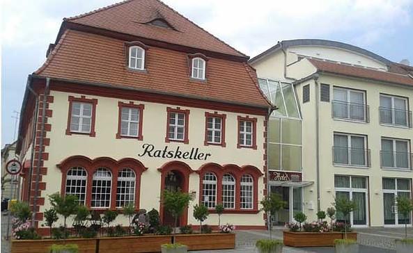 Hotel Garni zum alten Ratskeller Vetschau